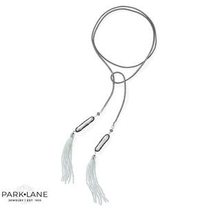 Grayson Lariat necklace